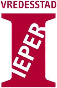 Logo vredesstad Ieper
